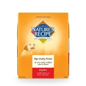 Nature's Recipe Dry Puppy Food Product Image