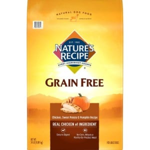 Nature's Recipe Grain Free Dry Dog Food Product Image