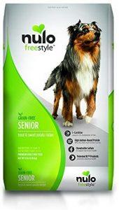 Nulo Senior Grain Free Dog Food