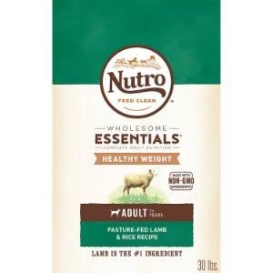 Nutro Lite And Weight Management Adult Dry Dog Food Product Image