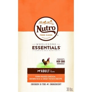 Nutro Wholesome Essentials Adult Dry Dog Food Product Image