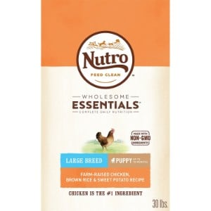 Nutro Wholesome Essentials Puppy Dry Dog Food Product Image