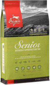 Orijen Senior High Protein Grain Free Dry Dog Food
