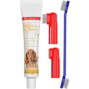 Ortz Dog Toothpaste And Toothbrush Set Product Image