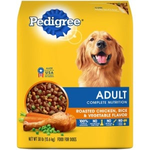 Pedigree Complete Nutrition Adult Dry Dog Food Product Image