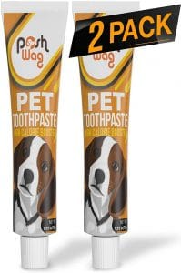 Poshwag Calorie Booster Dog Toothpaste