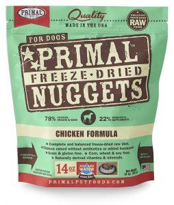 Primal Chicken Nuggets