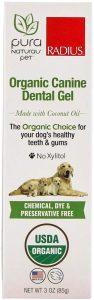 Pura Naturals Pet Organic Canine Dental Gel