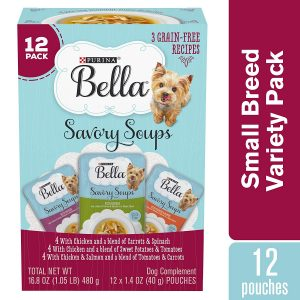 Purina Bella Single Serve Adult Wet Dog