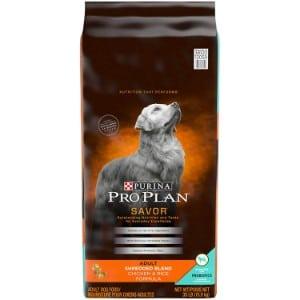 Purina Pro Plan Savor Shredded Blend Formula Adult Dry Dog Food Product Image