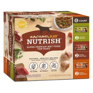 Rachael Ray Nutrish Natural Wet Dog Food Product Image