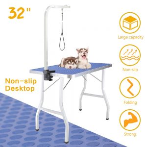 Royale Foldable Pet Dog Grooming Table