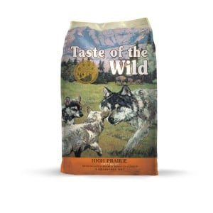 Taste Of The Wild Grain Free High Protein Dry Dog Food High Prairie Puppy Product Image