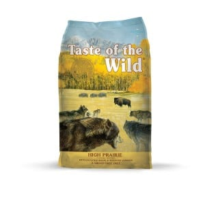 Taste Of The Wild Grain Free High Protein Dry Dog Food High Prairie Product Image