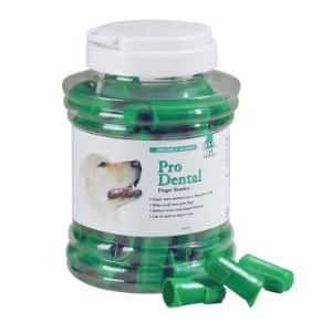 Top Performance Prodental Finger Brushes Product Image