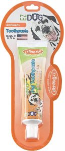 Triple Pet Ez Vanilla Mint Dog Toothpaste
