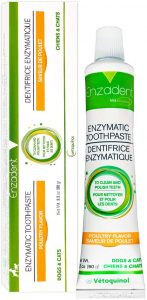 Vetoquinol Vet Solutions Enzadent Enzymatic Poultry Flavored Toothpaste For Dogs