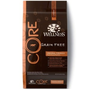 Wellness Core Natural Grain Free Dry Dog Food Original Product Image