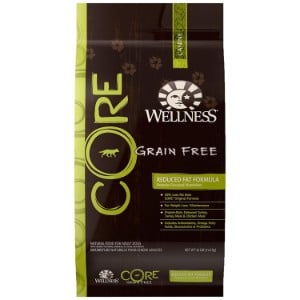 Wellness Core Natural Grain Free Dry Dog Food Reduced Fat Product Image