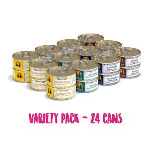 Weruva Grain Free Natural Canned Wet Dog Food