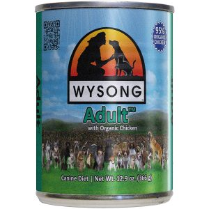 Wysong Adult Organic Chicken