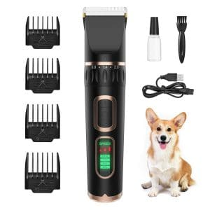 Ziidii Dog Clippers