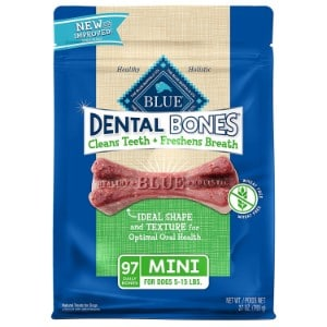 5 Best Dental Chews for Dogs Reviews (Updated 2019) 5