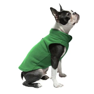 Gooby Every Day Fleece Cold Weather Dog Vest Product Image