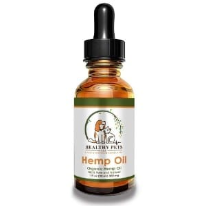 Healthy Pets Hemp Oil For Dogs Product Image