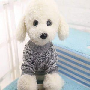 Idepet Pet Dog Classic Knitwear Sweater