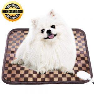 Jueying Pet Cat Dog Heating Pad