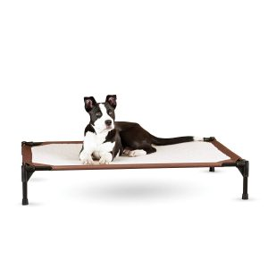 K&h Pet Products Self Warming Dog Cot