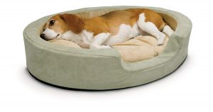 K&h Pet Products Thermo Snuggly Sleeper Pet Bed