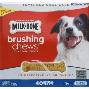 5 Best Dental Chews for Dogs Reviews (Updated 2019) 4