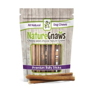 5 Best Bully Sticks for Dogs Reviews (Updated 2019) 2