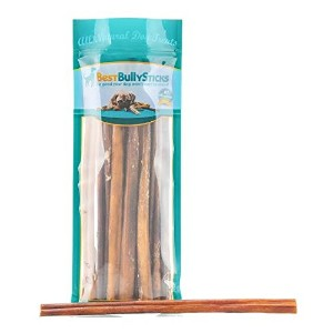 5 Best Bully Sticks for Dogs Reviews (Updated 2019) 1