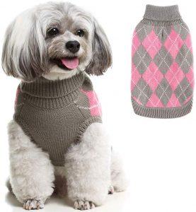 Pawchie Classic Dog Sweater