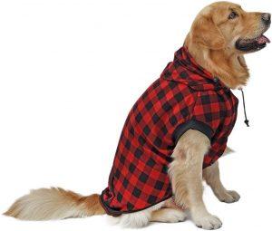 Pawz Road Large Dog Plaid Shirt