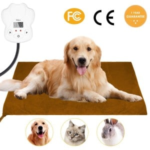 5 Best Dog Heating Pad Reviews (Updated 2019) 3