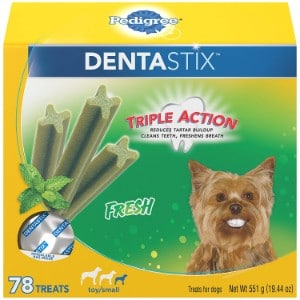 5 Best Dental Chews for Dogs Reviews (Updated 2019) 3