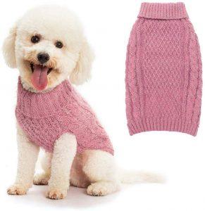Scirokko Turtleneck Dog Sweater