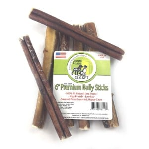 5 Best Bully Sticks for Dogs Reviews (Updated 2019) 4