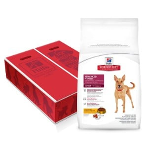 Hill's Science Diet Adult Advanced Fitness Dry Dog Food Product Image