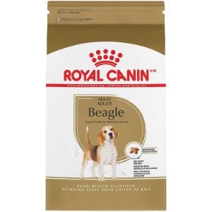Royal Canin Breed Health Nutrition Beagle Adult Dry Dog Food Product Image