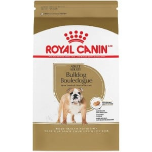 Royal Canin Breed Health Nutrition Bulldog Adult Dry Dog Food Product Image