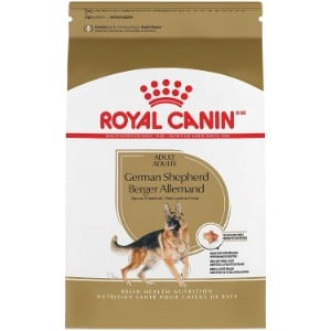 Royal Canin Breed Health Nutrition German Shepherd Adult Dry Dog Food Product Image