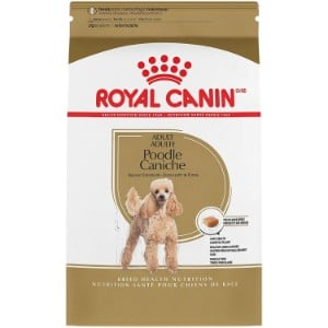 Royal Canin Breed Health Nutrition Poodle Adult Dry Dog Food Product Image