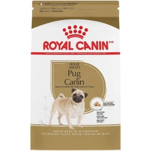 Royal Canin Breed Health Nutrition Pug Adult Dry Dog Food Product Image