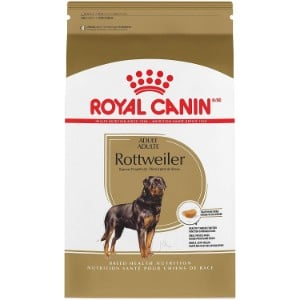 Royal Canin Breed Health Nutrition Rottweiler Adult Dry Dog Food Product Image