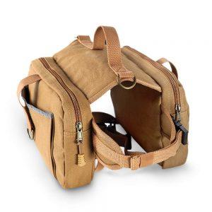 Doggydobby Dog Hiking Saddle Bag